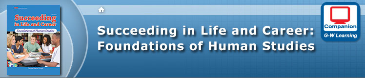 Succeeding in Life and Career: Foundations of Human Studies